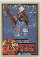 NBA All-Star Retro - Michael Jordan