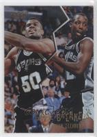 David Robinson, Sean Elliott
