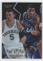 Jim Jackson, Jason Kidd