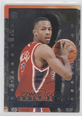 1996-97 Fleer Metal Freshly Forged #8 - Allen Iverson