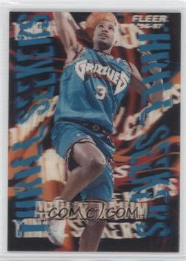 1996-97 Fleer Thrill Seekers #1 - Shareef Abdur-Rahim