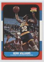 Herb Williams