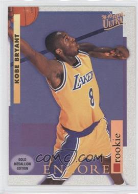 1996-97 Fleer Ultra Gold Medallion Edition #G-266 - Kobe Bryant