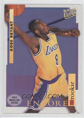 1996-97 Fleer Ultra Gold Medallion Edition #G-266 - Kobe Bryant