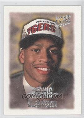 1996-97 Fleer Ultra Rising Stars #6 - Allen Iverson