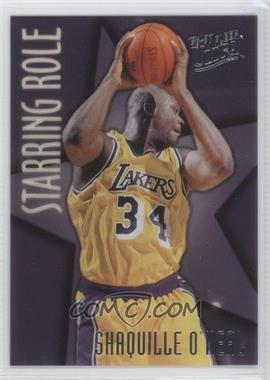 1996-97 Fleer Ultra Starring Role #8 - Shaquille O'Neal