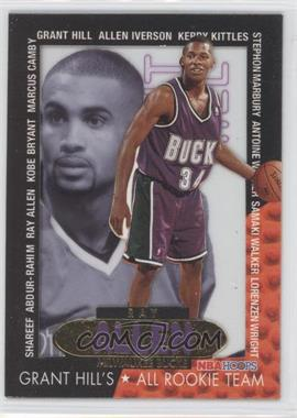 1996-97 NBA Hoops Grant Hill's All Rookie Team #2 - Ray Allen