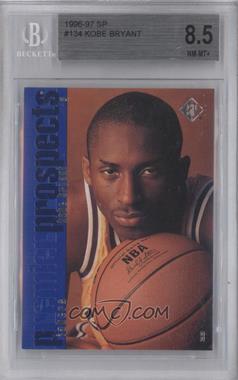 1996-97 SP - [Base] #134 - Kobe Bryant [BGS8.5]