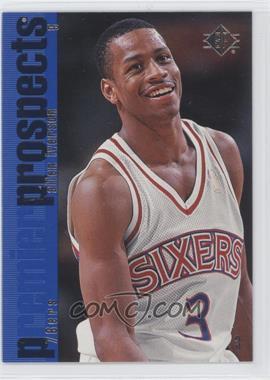 1996-97 SP - [Base] #141 - Allen Iverson