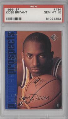 1996-97 SP #134 - Kobe Bryant [PSA10]