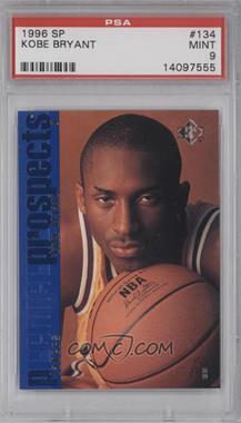 1996-97 SP #134 - Kobe Bryant [PSA9]