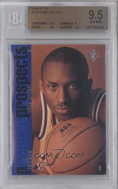 1996-97 SP #134 - Kobe Bryant [BGS9.5]