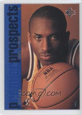 1996-97 SP #134 - Kobe Bryant