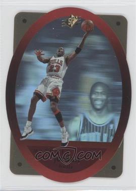 1996-97 SPx Gold #8 - Michael Jordan