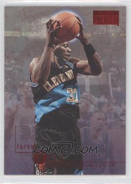 1996-97 Skybox Premium - [Base] - Star Rubies #143 - Tyrone Hill