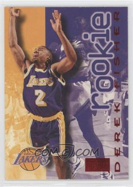 1996-97 Skybox Premium - [Base] - Star Rubies #209 - Derek Fisher