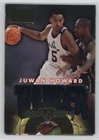 Juwan Howard (Chris Webber)