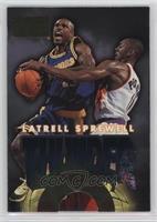 Latrell Sprewell (Joe Smith)