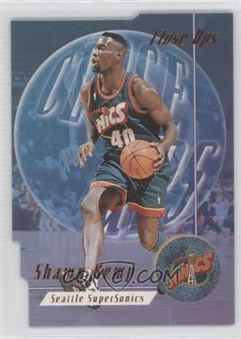 1996-97 Skybox Premium Close Ups #CU 5 - Shawn Kemp