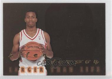 1996-97 Skybox Premium Larger than Life #B6 - Allen Iverson