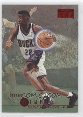 1996-97 Skybox Premium Star Rubies #168 - Johnny Newman