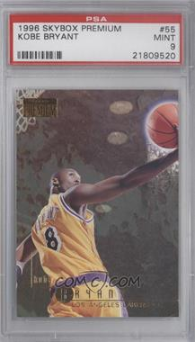 1996-97 Skybox Premium #55 - Kobe Bryant [PSA9]