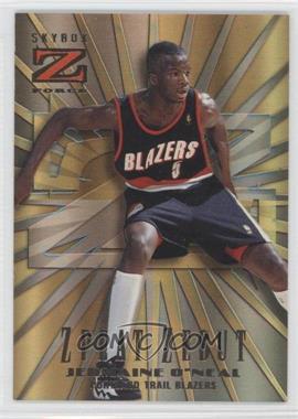 1996-97 Skybox Z Force - Zpeat Zebut #13 - Jermaine O'Neal