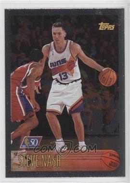 1996-97 Topps - [Base] - Foil NBA 50 #182 - Steve Nash