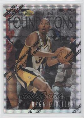 1996-97 Topps Finest Refractor #270 - Reggie Miller