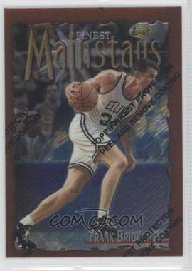 1996-97 Topps Finest #164 - Frank Brickowski