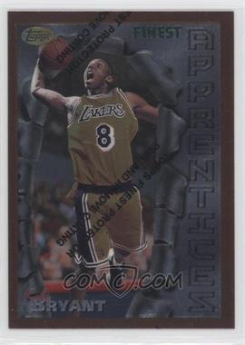 1996-97 Topps Finest #74 - Kobe Bryant