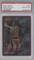 Kobe Bryant (Bronze Border) [PSA10]