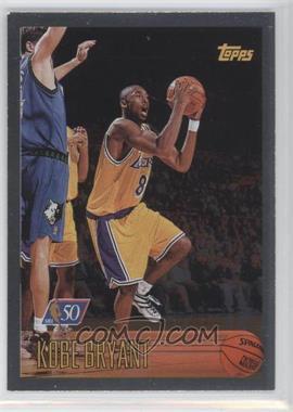 1996-97 Topps Foil NBA 50 #138 - Kobe Bryant