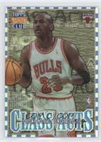 Michael Jordan, Jerry Stackhouse