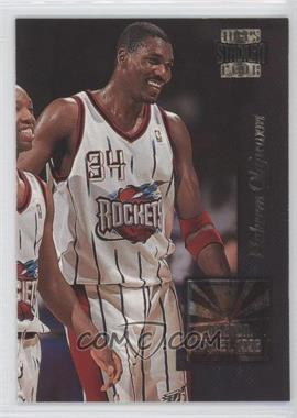 1996-97 Topps Stadium Club - Golden Moments #GM 5 - Hakeem Olajuwon