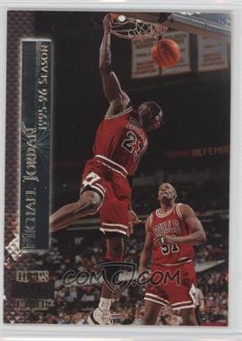 1996-97 Topps Stadium Club - Shining Moments #SM 2 - Michael Jordan