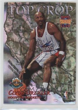 1996-97 Topps Stadium Club - Top Crop #TC 8 - Clyde Drexler, Glen Rice