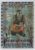 Allen Iverson, Dikembe Mutombo