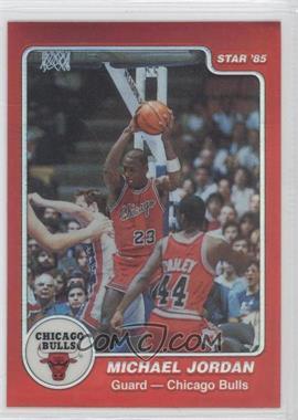 1996-97 Topps Stadium Club Finest Reprints Refractor #24 - Michael Jordan