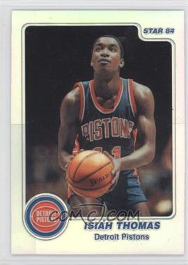 1996-97 Topps Stadium Club Finest Reprints Refractor #44 - Isiah Thomas