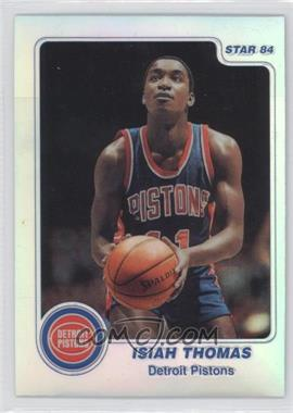 1996-97 Topps Stadium Club Finest Reprints Refractor #94 - Isiah Thomas