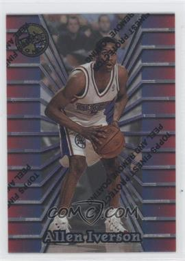 1996-97 Topps Stadium Club Members Only 55 #54 - Allen Iverson