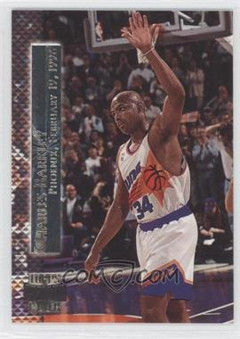 1996-97 Topps Stadium Club Shining Moment #SM 1 - Charles Barkley