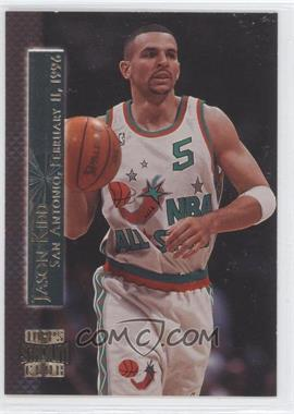 1996-97 Topps Stadium Club Shining Moment #SM 13 - Jason Kidd