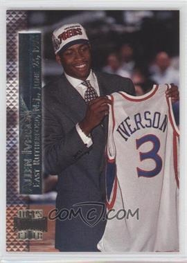 1996-97 Topps Stadium Club Shining Moment #SM 15 - Allen Iverson