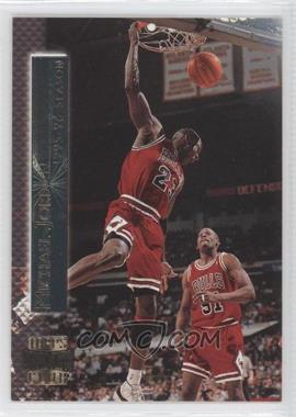 1996-97 Topps Stadium Club Shining Moment #SM 2 - Michael Jordan