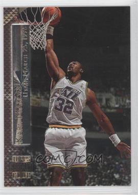 1996-97 Topps Stadium Club Shining Moment #SM 3 - Karl Malone