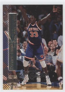 1996-97 Topps Stadium Club Shining Moment #SM 6 - Patrick Ewing
