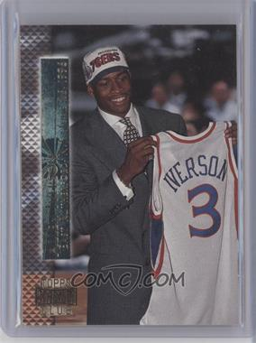 1996-97 Topps Stadium Club Shining Moments #SM 15 - Allen Iverson