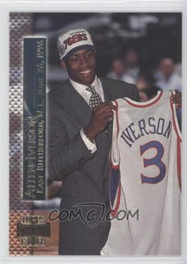 1996-97 Topps Stadium Club Shining Moments #SM 15 - Allen Iverson